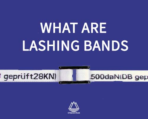 What are lashing bands