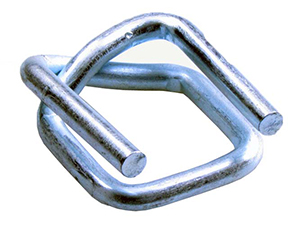 Galvanised Wire Buckles - Stream Peak Singapore