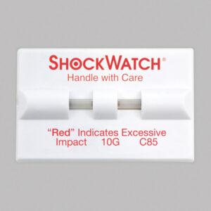 ShockWatch Clip Shipping Impact Indicators-Stream Peak Singapore