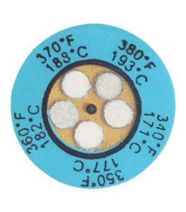 Thermax 5 Level Temperature Clock Indicator - Stream Peak