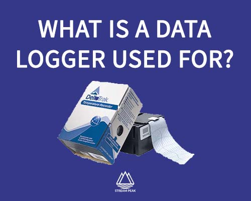 What is a Data Logger Used For?